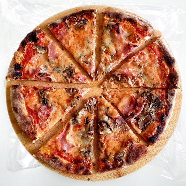 Pizza pretagliata